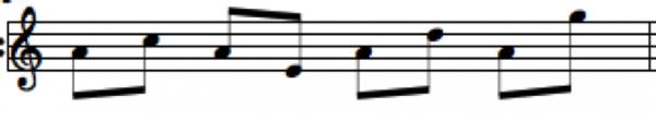 2-note pattern1