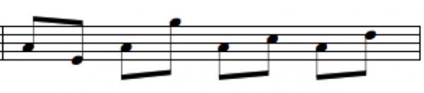 2 note pattern2