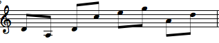 2-note sequence3