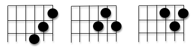 3 note chords3
