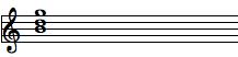 gmaj 3 note