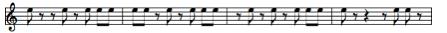 rhythm chunk original