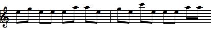 random paradiddle