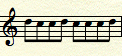 sop melody,1 change