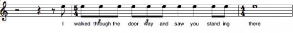 5:4 lyric